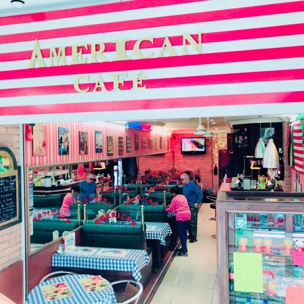 American Cafe for sale at Quatre Bornes