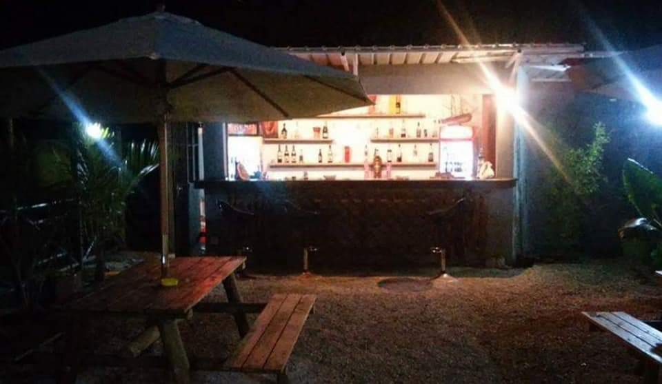 Restaurant Trou aux Biches.Very good located in the north of Mauritius.