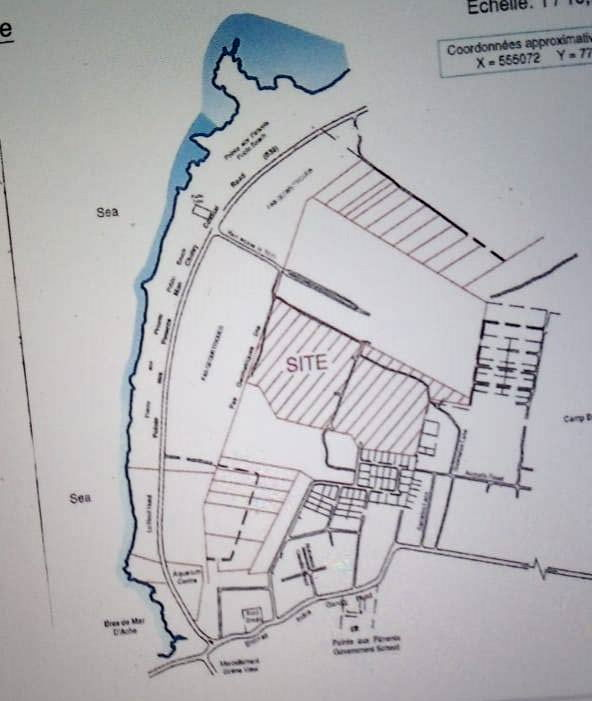 Land For sale In the Arsenal.Very good located in the north west of Mauritius.