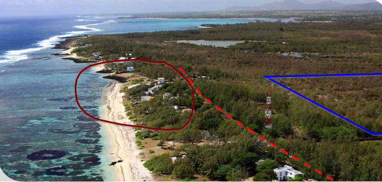 17 Hectares with real estate development permit