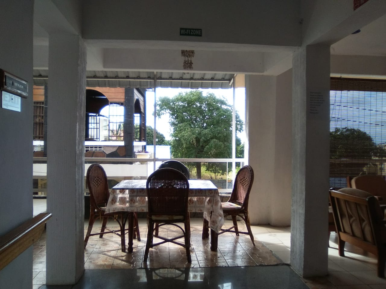 House for sale at Rose Hill. Located in the centerof Mauritius.
