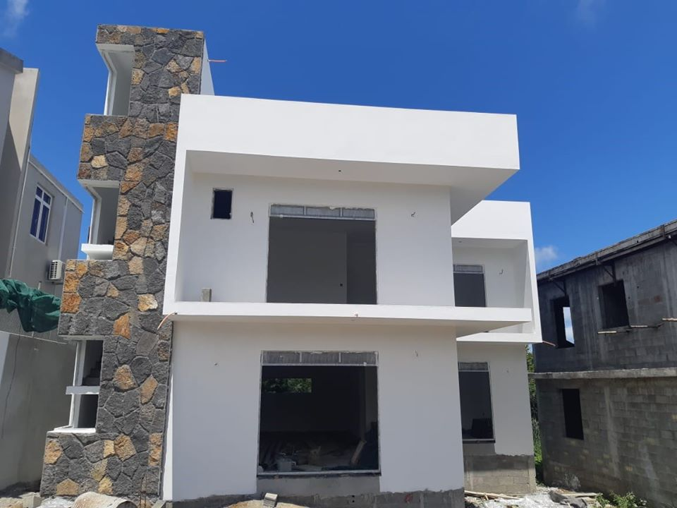New Villas for sale Chemin, Mauritius, 20 pied with 3 bedrooms